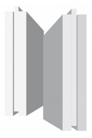 Гипсовые пазогребневые плиты гидрофобизированные (влагостойкие)