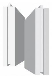 Плиты гипсовые для перегородок пазогребневого типа (ПГП)